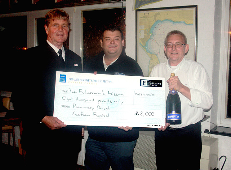 Fishermen's Mission Donation
