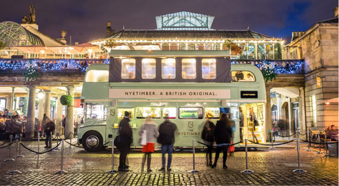 The Nyetimber Bus